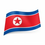 6419985-state-flag-of-north-korea